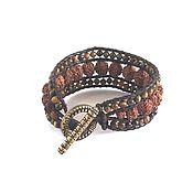 Украшения handmade. Livemaster - original item The cuff bracelet is narrow. Handmade.