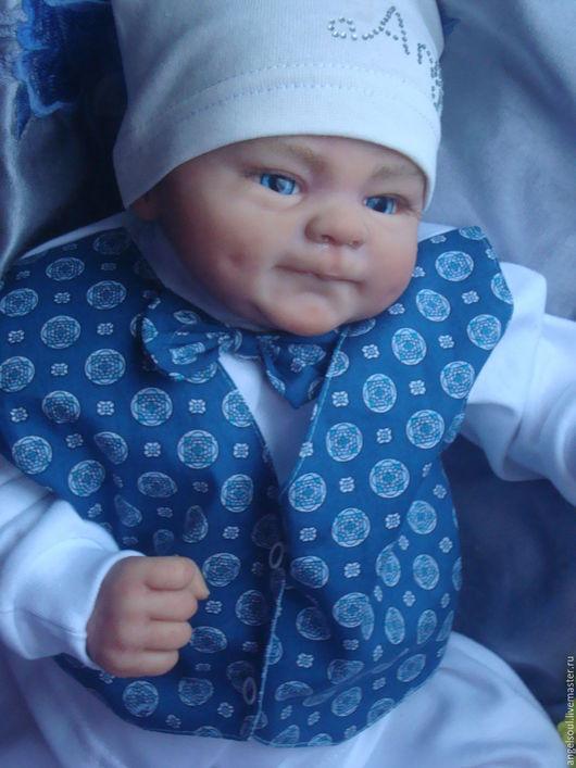 Куклы-младенцы и reborn ручной работы. Ярмарка Мастеров - ручная работа. Купить реборн улыбашка Коко- Малу. Handmade. Комбинированный