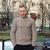 """Одежда ручной работы. Ярмарка Мастеров - ручная работа свитер """"Fishermen""""с. Handmade."""