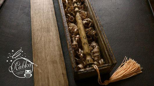 Ролевые игры ручной работы. Ярмарка Мастеров - ручная работа. Купить Волшебная палочка 123. Handmade. Волшебная палочка, подарок