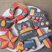 Сувениры и подарки handmade. Livemaster - original item Gingerbread on February 23.Culinary souvenir handmade.. Handmade.