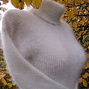 Одежда handmade. Livemaster - original item Sweater downy Soft. Handmade.