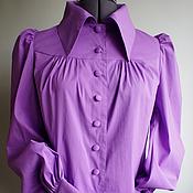 """Одежда ручной работы. Ярмарка Мастеров - ручная работа Блузка """"Марта"""". Handmade."""
