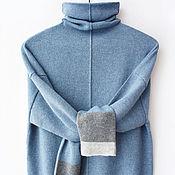 Одежда handmade. Livemaster - original item Sweater cashmere Melange. Handmade.