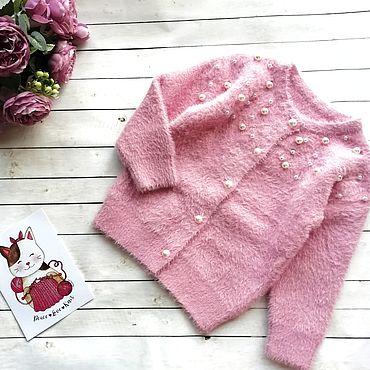 Clothing handmade. Livemaster - original item Jacket for girls. Handmade.