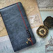 Канцелярские товары handmade. Livemaster - original item Holder for documents. Handmade.