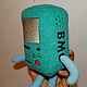 Сказочные персонажи ручной работы. Время приключений. Adventure Time BMO. Тамара Никитина (Флисовый Уголок). Ярмарка Мастеров.