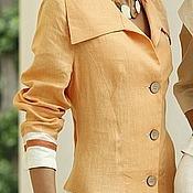 """Одежда ручной работы. Ярмарка Мастеров - ручная работа Платье """"Оранжевое настроение"""". Handmade."""