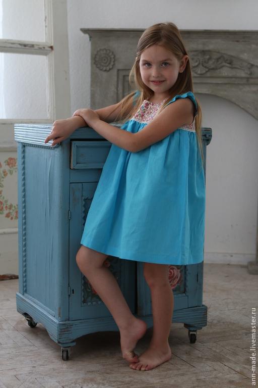 Одежда для девочек, ручной работы. Ярмарка Мастеров - ручная работа. Купить Платье (Арт.: Д-13). Handmade. Платье