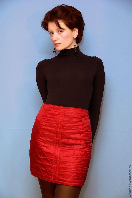 Юбки ручной работы. Ярмарка Мастеров - ручная работа. Купить юбка двухсторонняя. Handmade. Юбка, практичный, ткань подкладочная