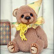 Куклы и игрушки handmade. Livemaster - original item Cream, teddy bear. Handmade.