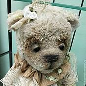 Куклы и игрушки ручной работы. Ярмарка Мастеров - ручная работа мишка Томочка. Handmade.