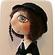 Человечки ручной работы. Еврейская свадьба 2. Марина (MariGor). Ярмарка Мастеров. Интерьерная кукла, свадьба, атласные ленты