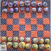 Куклы и игрушки ручной работы. Ярмарка Мастеров - ручная работа Венерианские шахматы, настольная игра. Handmade.