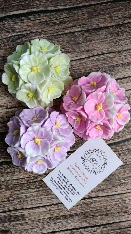 Мыло ручной работы. Ярмарка Мастеров - ручная работа. Купить Мыло орхидеи. Handmade. 8 марта, подарок, женщине, краситель
