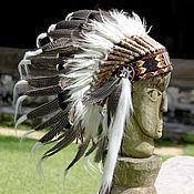 Фен-шуй и эзотерика handmade. Livemaster - original item Indian headdress
