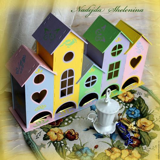 Кухня ручной работы. Ярмарка Мастеров - ручная работа. Купить Чайные домики Голландское чаепитие. Handmade. Голландия, ресторан, свадьба
