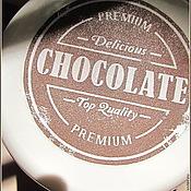 """Косметика ручной работы. Ярмарка Мастеров - ручная работа """"Шоколадный Люкс"""", активное обертывание. Handmade."""
