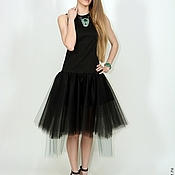 Одежда ручной работы. Ярмарка Мастеров - ручная работа Нарядное платье!!!. Handmade.