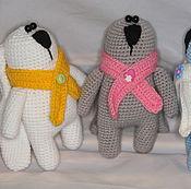 Куклы и игрушки ручной работы. Ярмарка Мастеров - ручная работа зайка с длинными ушами. Handmade.