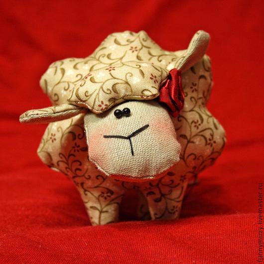 Ароматизированные куклы ручной работы. Ярмарка Мастеров - ручная работа. Купить Овечка. Handmade. Игрушка, 8 марта, запах, сувенир