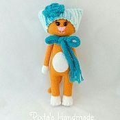 Куклы и игрушки ручной работы. Ярмарка Мастеров - ручная работа Кошка Красавица. Handmade.