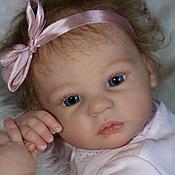 Куклы и игрушки ручной работы. Ярмарка Мастеров - ручная работа кукла реборн Оленька (молд Шеннон). Handmade.