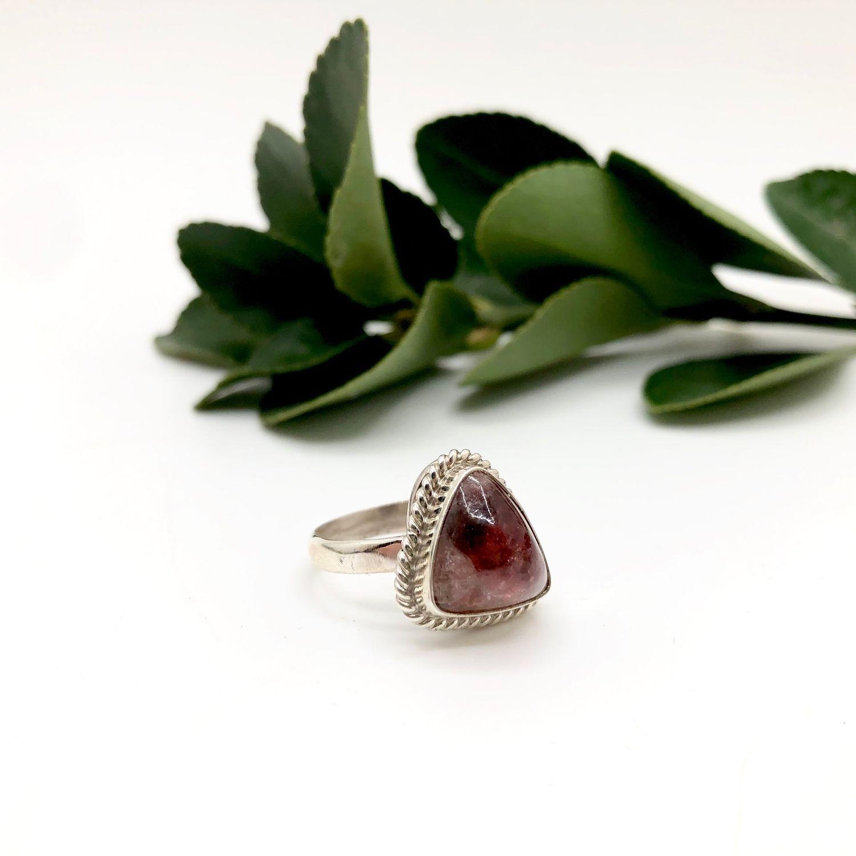 Tourmaline ring b, Rings, Feodosia,  Фото №1