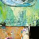 Картины цветов ручной работы. На весу. K&ART. Ярмарка Мастеров. Пионы, картина с пионами, картина с розами