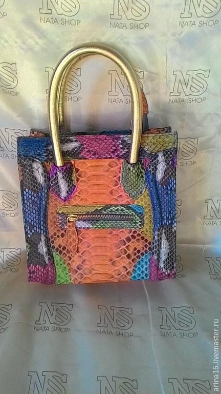 Женские сумки ручной работы. Ярмарка Мастеров - ручная работа. Купить сумочка Celine. Handmade. Разноцветный, сумка женская