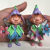 Куклы и игрушки ручной работы. Ярмарка Мастеров - ручная работа Цветочные феи. Handmade.