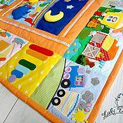 Куклы и игрушки handmade. Livemaster - original item Play Mat Big bird. Handmade.