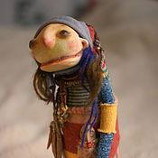 Куклы и игрушки ручной работы. Ярмарка Мастеров - ручная работа Добрый Тролль Айро. Handmade.