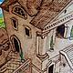 """Символизм ручной работы. Картина """"Город дорог"""". Творческая мастерская Григория. Интернет-магазин Ярмарка Мастеров. Дорога, иллюзия, путешествие"""