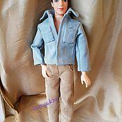 Одежда для кукол ручной работы. Ярмарка Мастеров - ручная работа Комплект для Кена. Handmade.