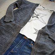 "Одежда handmade. Livemaster - original item Copy of Coat ""Bitter Chocolate"". Handmade."