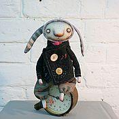 Куклы и игрушки ручной работы. Ярмарка Мастеров - ручная работа Кролик Боня. Handmade.