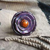"""Украшения ручной работы. Ярмарка Мастеров - ручная работа """"Memory"""", кольцо, керамика ручной работы. Handmade."""