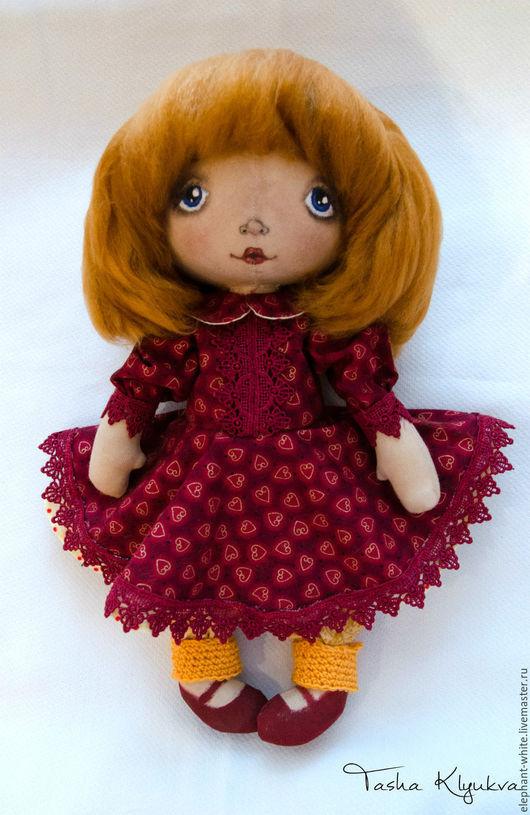 Куклы тыквоголовки ручной работы. Ярмарка Мастеров - ручная работа. Купить Кукла тыквоголовка. Handmade. Разноцветный, кукла интерьерная, кружево