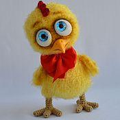 Материалы для творчества handmade. Livemaster - original item MK Chicken ice(hook). Handmade.