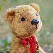 Куклы и игрушки ручной работы. Ярмарка Мастеров - ручная работа Тедди мишка Золотко или  Believe. Handmade.