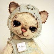Куклы и игрушки ручной работы. Ярмарка Мастеров - ручная работа котик Ланс. Handmade.