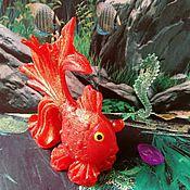 Косметика ручной работы handmade. Livemaster - original item Soap goldfish 2. Handmade.