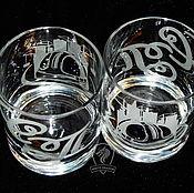 Посуда handmade. Livemaster - original item Builder. Highball glasses. Handmade.