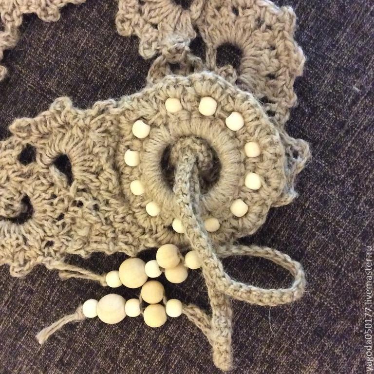 Knitted Belt Decorative Boho Juteshnet Shop Online On