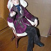 Куклы и игрушки ручной работы. Ярмарка Мастеров - ручная работа Дело одной трубки. Handmade.