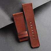 Украшения handmade. Livemaster - original item Calf Leather Watch Band for Sevenfriday (05). Handmade.