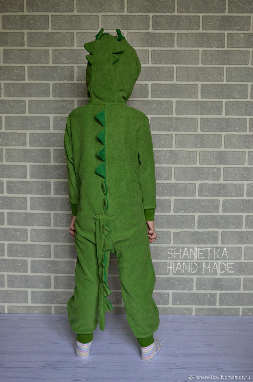 Carnival costume kids Dinosaur Dragon. & Carnival costume kids Dinosaur Dragon u2013 shop online on Livemaster ...