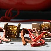 Украшения ручной работы. Ярмарка Мастеров - ручная работа Колье «Эсперанто». Handmade.