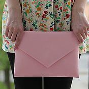 Сумки и аксессуары handmade. Livemaster - original item The envelope clutch in faux.skin. No. №5. Handmade.